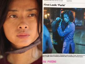 Vừa đóng máy, phim mới của Ngô Thanh Vân đã được rao bán tại LHP Cannes 2018