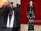 'Báng bổ' Công Giáo, thiết kế dự Met Gala 2018 của Lý Quí Khánh bị chỉ trích không tiếc lời