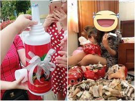 Mời đám bạn thân ăn cưới, cô gái nhận được quà vừa lầy vừa 'khủng' khiến dân mạng... cạn lời