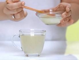 Uống 2 cốc nước gừng pha chanh mỗi ngày giúp hỗ trợ giảm cân