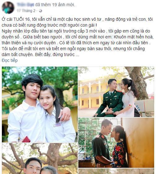 Tâm sự gây bão của Trần ĐạtTuổi 16 và mối tình đơn phương với cô bạn cùng lớp