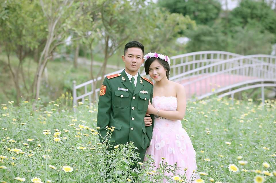 ảnh cưới của Trần Đạt - Thu Hà: