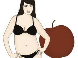 Bí quyết tập luyện cho cô nàng có dáng quả táo