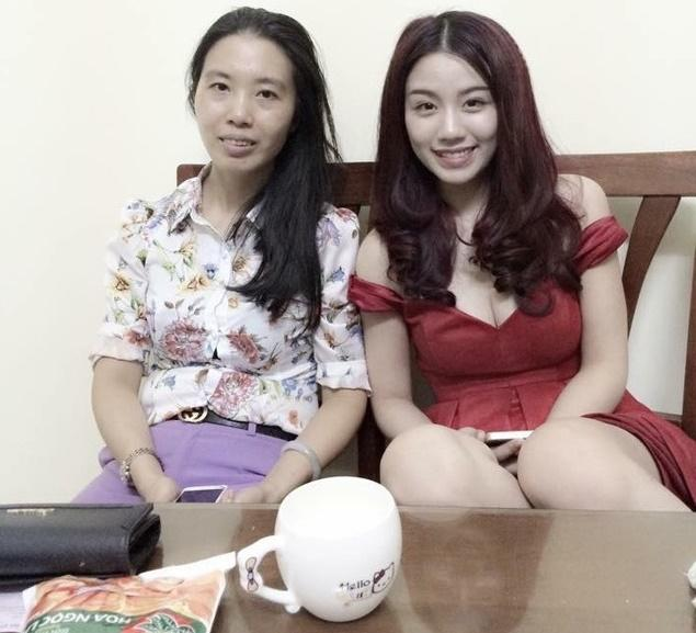 Linh Miu và Mẹ