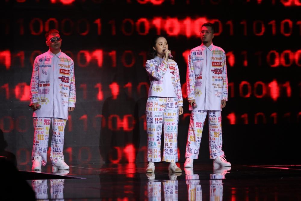 Lộn xộn Band của HLV Lê Minh Sơn