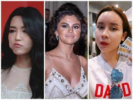 SAO MAKE OVER: Lưu Hương Giang mặt biến dạng - Bích Phương xinh đẹp mọi khuôn hình