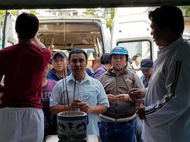 Dàn sao Việt nghiêng mình tiếc thương hiệp sĩ Sài Gòn tử nạn vì bắt cướp