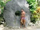 Hòn đảo kỳ lạ sử dụng loại tiền xu khổng lồ nặng tới... 4 tấn