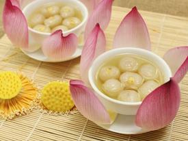 Các món ngon bổ dưỡng từ hạt sen