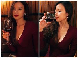 Hot girl - hot boy Việt: Diện váy khoe vẻ gợi cảm, Midu gửi lời 'cảnh báo' đến cánh mày râu