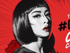 Chi Pu nhận mình là đóa hoa hồng xinh tươi biết hát trong MV mới