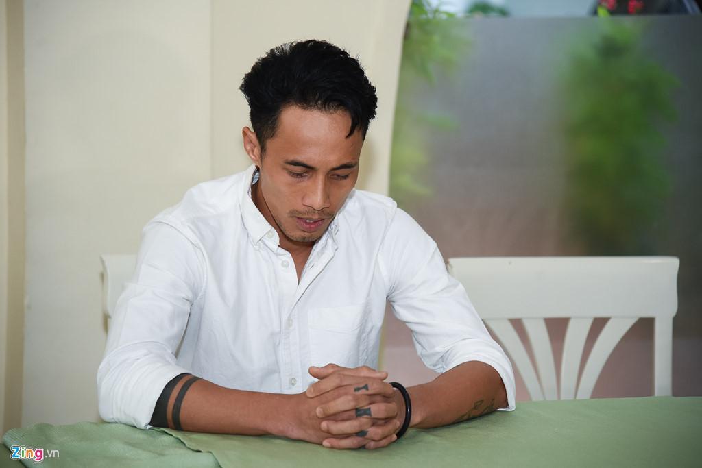 Phạm Anh Khoa thừa nhận giờ mới học cách làm người đàn ông