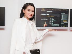 Vai diễn mẹ bầu 6 tháng giúp Nhã Phương tỏa sáng tại LHP Cannes 2018