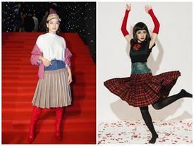 Chi Pu bê luôn 20 chiếc váy từng bị chê là 'thảm họa' vào MV mới