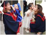 Nữ sinh Bách Khoa bế con đi tốt nghiệp: Làm mẹ đơn thân sau cuộc hôn nhân 'bác sĩ bảo cưới'