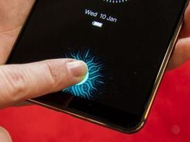 Apple vẫn theo đuổi máy quét vân tay nhúng vào màn hình cho iPhone