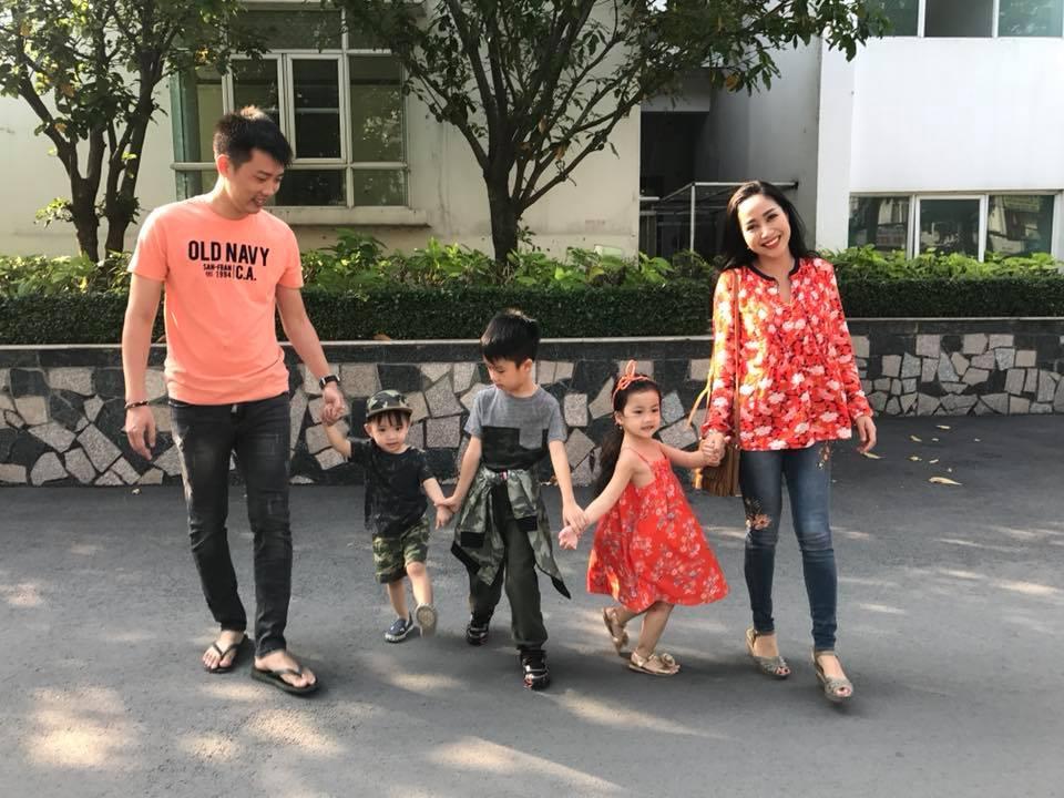 Ốc Thanh Vân kể chuyện giành ông xã từ người con gái khác bằng một câu nói