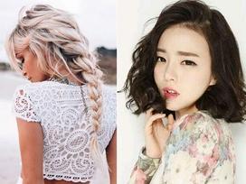 Top 5 kiểu tóc không bao giờ lỗi mốt