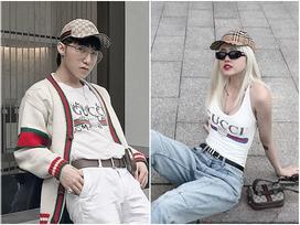 Diện đồ đôi sành điệu, Sơn Tùng M-TP và Thiều Bảo Trâm lộ bí mật đang cùng du hí Hong Kong?