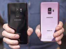 Doanh số 1 triệu chiếc smartphone, Galaxy S9 vẫn thua Galaxy S8