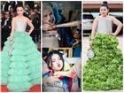 THÁN PHỤC bộ sưu tập váy áo đình đám cosplay từ đồ ăn của nàng béo Thái Lan