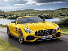 Mercedes-AMG GT S Roadster: Khi bạn muốn một chiếc mui trần trên 500 mã lực