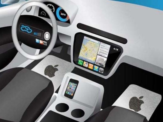 Vượt mặt các tên tuổi lớn, Apple đứng thứ 2 về số lượng xe tự lái