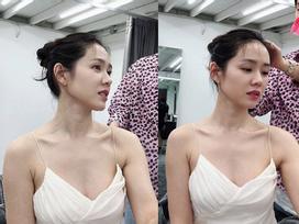 'Chị đẹp' Son Ye Jin gây bão với bức ảnh quá đỗi quyến rũ phía sau hậu trường