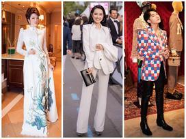 Đứng cạnh sao quốc tế, Nhã Phương - Sơn Tùng khẳng định thần thái lẫn phong cách không kém cạnh