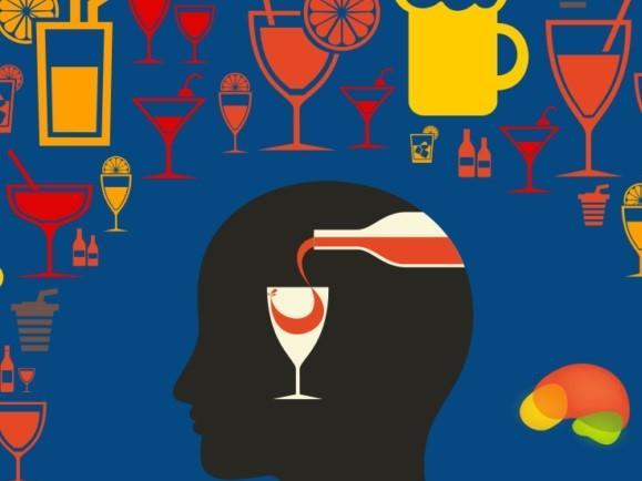 Rượu tác động đến não bộ như thế nào?