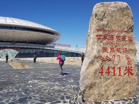 Bên trong sân bay cao nhất thế giới có gì?