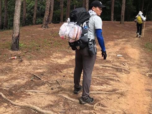 Hơn 1 tuần tìm kiếm phượt thủ mất tích ở Tà Năng