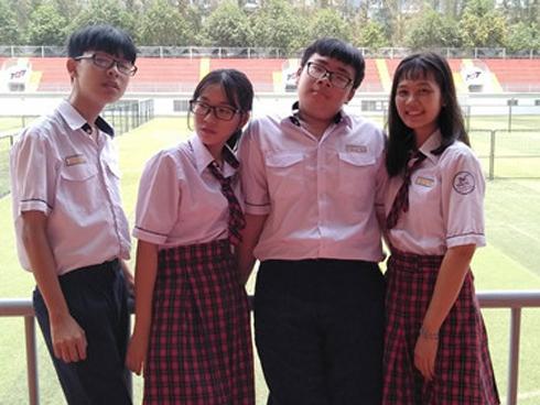 MV 'Bùa yêu' phiên bản hoán đổi giới tính của học sinh Sài Gòn khiến người xem cười 'banh nóc'