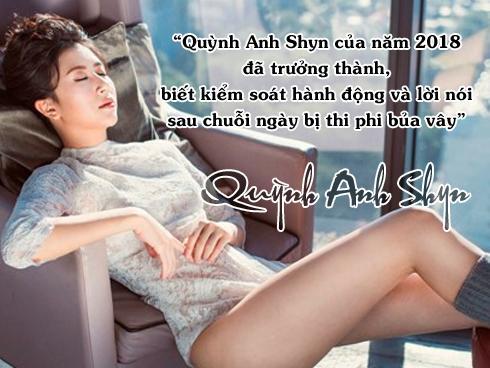 Sau nhiều năm bị thị phi bủa vây, Quỳnh Anh Shyn lần đầu lên tiếng: 'Tôi kiểm soát được bản thân hơn rồi'