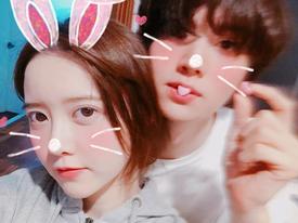 Sao Hàn 21/5: 'Nàng cỏ' Goo Hye Sun khoe vẻ đẹp như gái mới lớn bên ông xã kém tuổi