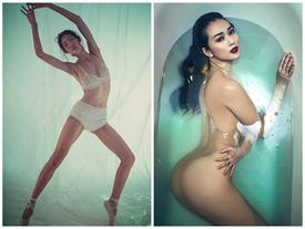 Người mẫu Việt: Chỉ chụp ảnh nude với photo thuộc giới tính thứ ba, nhiếp ảnh gia có tiếng thì cũng có cảm xúc