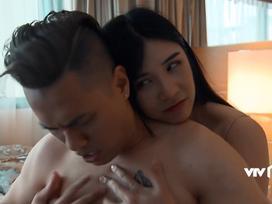 'Người phán xử' tiền truyện tập 1: Đỏ mặt với cảnh nóng của Việt Anh và Thanh Bi