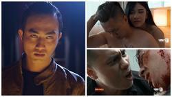Bức xúc khi phim bị chê bạo lực máu me, ngôi sao 'Người phán xử' phản đối: 'Khán giả xàm lắm'