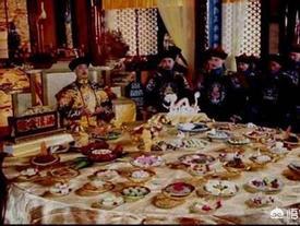 'Thâm cung bí sử' ít ai biết về bữa ăn thường ngày của các Hoàng đế Trung Hoa