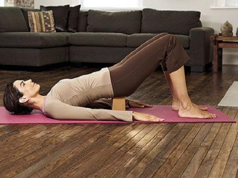 3 động tác yoga giúp bạn trẻ trung và khỏe mạnh