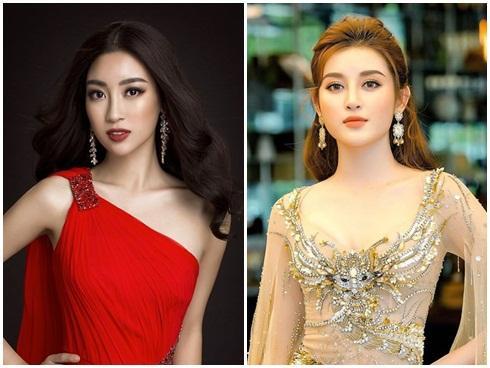 Đỗ Mỹ Linh 'trượt vỏ chuối', Huyền My là nhan sắc Việt duy nhất lọt top 32 Hoa hậu của các hoa hậu