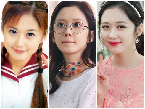 Quay ngược thời gian 18 năm, Jang Na Ra vẫn xứng danh mỹ nhân 'lão hóa ngược' của màn ảnh Hàn