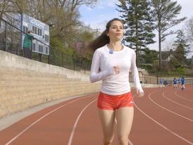Cảm biến thở đầu tiên trên thế giới cho người tập thể thao