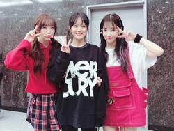 Lovelyz nhận ý kiến trái chiều khi remake hit một thời của 'mỹ nhân không tuổi' Jang Na Ra