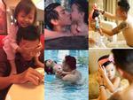 Loạt ảnh siêu yêu chứng minh con gái là 'người tình kiếp trước' của cha