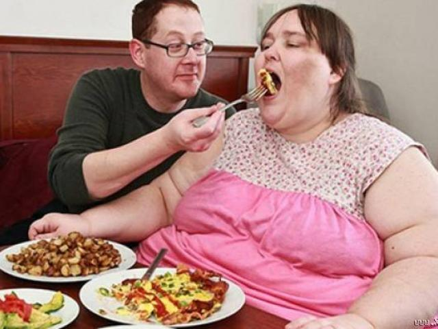 Đừng bao giờ chê phụ nữ béo