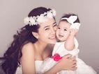 Làm single mom khi còn quá trẻ, Mai Phương không trách bố của con gái: 'Anh ấy cần có cuộc sống mới'