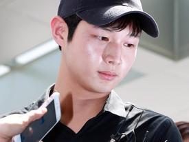 Sao nam Hàn dùng dao đe dọa và quấy rối đồng nghiệp bị truyền thông 'bao vây' tại tòa