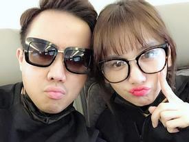 Tin sao Việt: Trấn Thành và Hari Won thông báo đã có mặt trong chuyến lưu diễn ở xứ cờ hoa