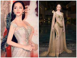 Hoa hậu Hương Giang: 'Thánh đụng hàng' có sao đâu, quan trọng là ai mặc đẹp hơn